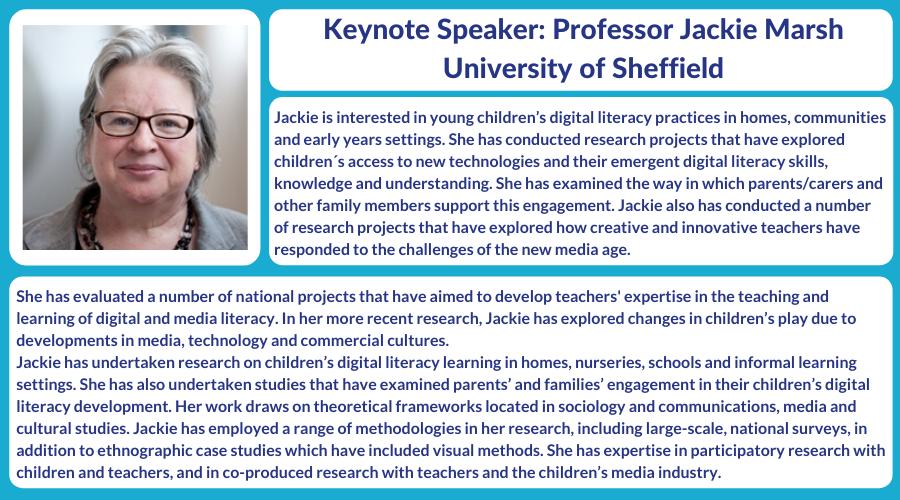 Conference Keynote J Marsh