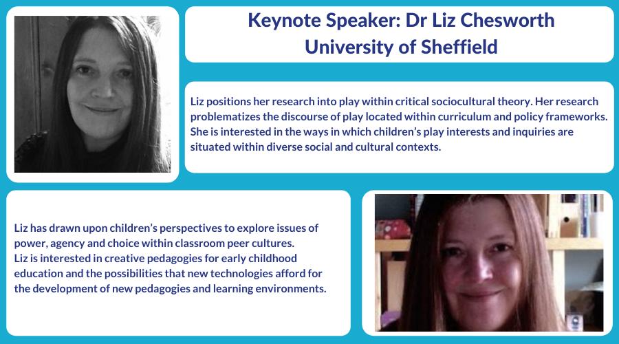 Conference Keynote L Chesworth