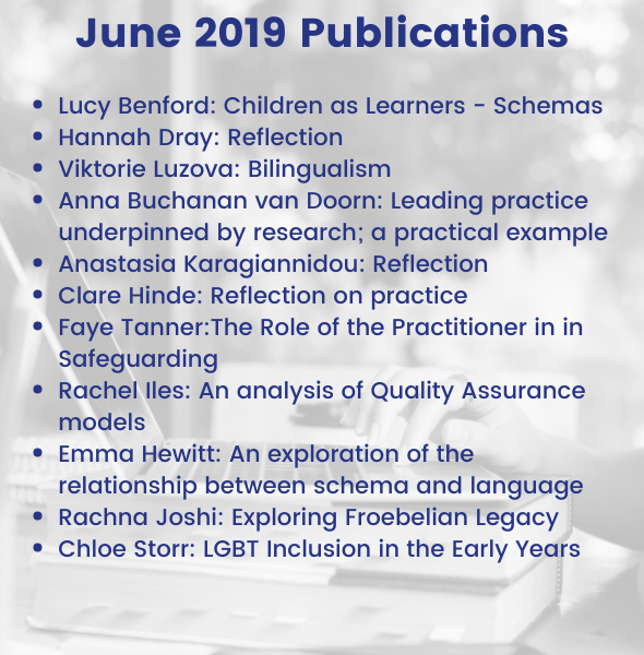 Student Research Block - June 2019