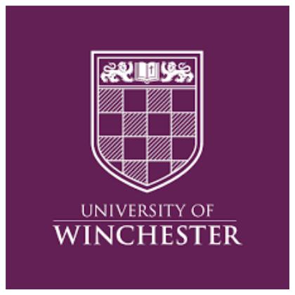 Web Home - Uni of Winchester